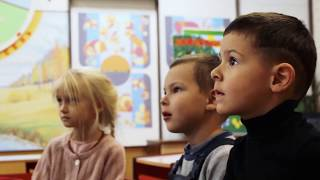 Школа раннего развития детей в г. Минске (Беларусь)