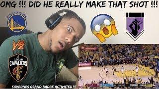 Cavs vs Warriors NBA Finals Game 2 Reaction !!!