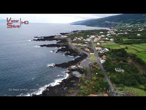 Phantom 4 Pro - São Roque do Pico - Açores