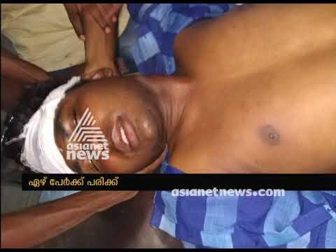 CPM - BJP conflict ; 4 injured at Parassala | FIR