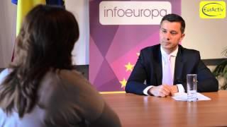 Interviu Marius Nica, ministrul fondurilor europene