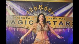 Alex Delora tabla dance at Grand Gala show \Magic of the Stars 2021\