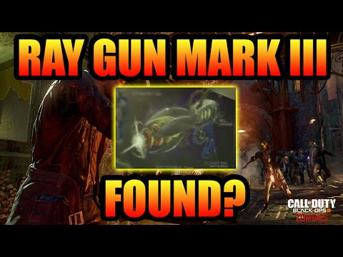 how to get the raygun on black ops 3