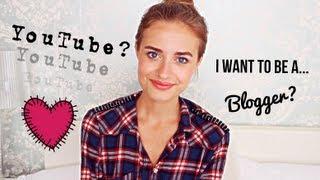 Mои советы: Как стать успешным блоггером?