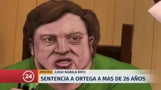 Caso Nabila Rifo: Mauricio Ortega es sentenciado a más de 26 años de cárcel