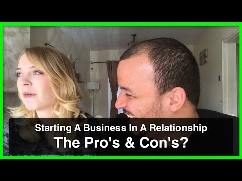 Success In Relationships | Ep1 | Starting A Business In A Relationship: The Pro's & Con's?