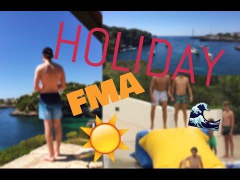 ☀️ Holiday FMA