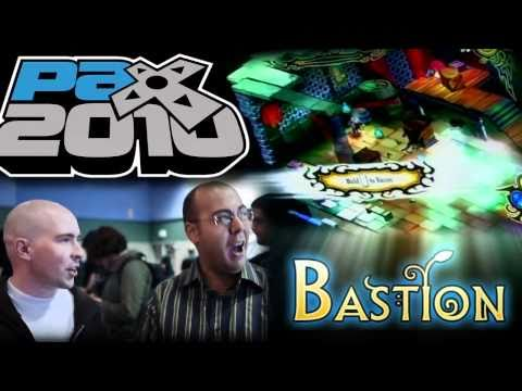 Bastion! - PAX 2010 - Video Games AWESOME!