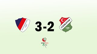 Gambar cover Spor Toto 3.Lig 18.Hafta Karşılaşması | Düzcespor 3-2 Cizrespor
