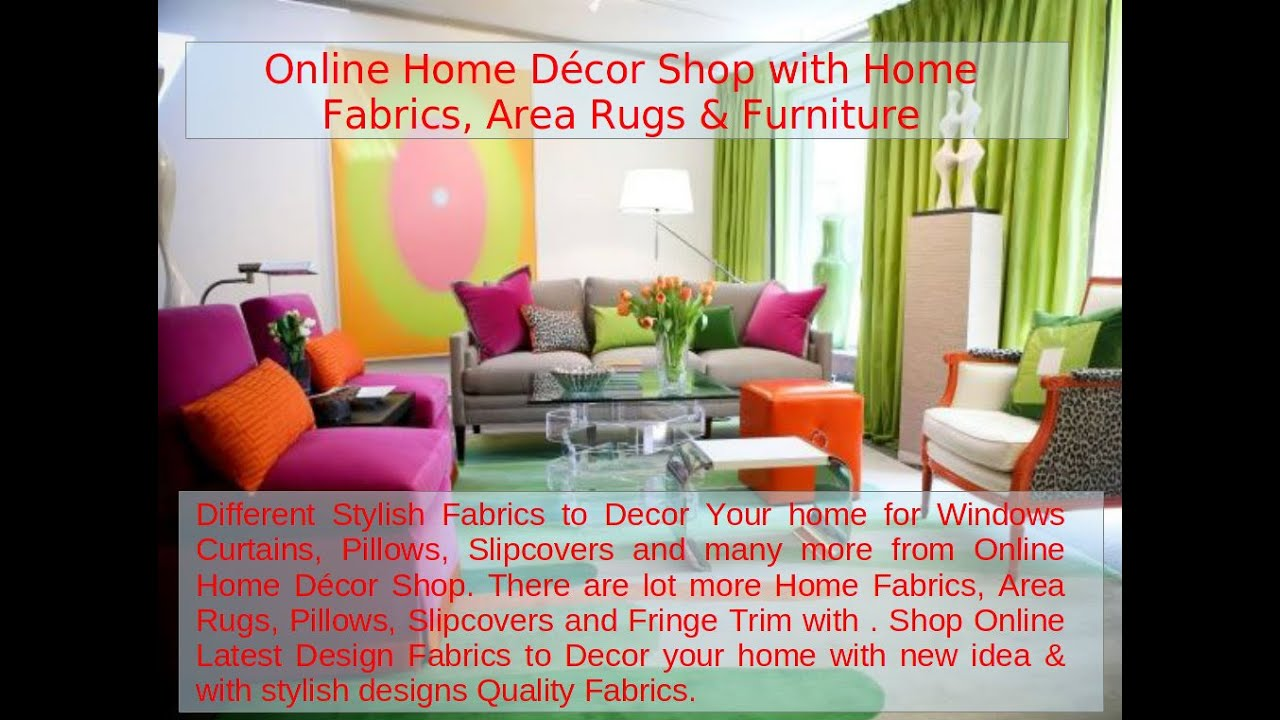 Home fabrics area rugs furniture from online home d cor for Home decorator stores online