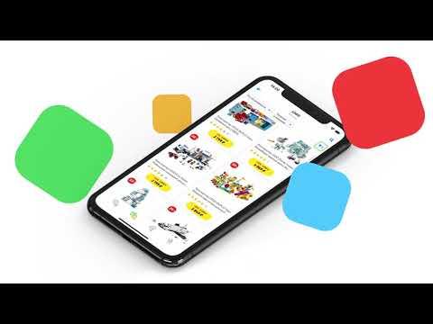 Дизайн интернет-магазина «Детский мир»