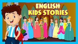 English Kids Stories  Tia and Tofu English Storytelling || English Story Series  Animated Stories