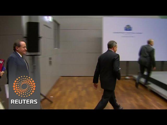 ECB's Draghi opens door to monetary policy tweak