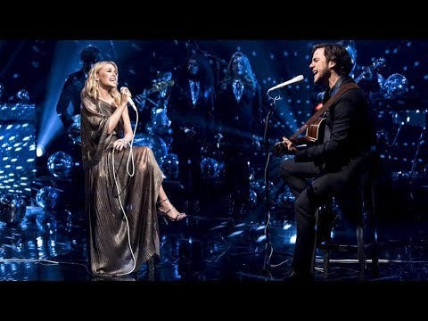 Kylie Minogue & Jack Savoretti - Music's Too Sad Without You (Jonathan Ross Show 2018)