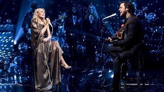 Kylie Minogue & Jack Savoretti - Music's Too Sad Without You (Jonathan Ross Show 2018)