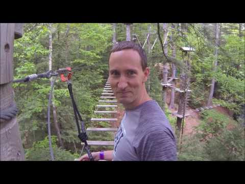 Gunstock Aerial Treetop Adventure