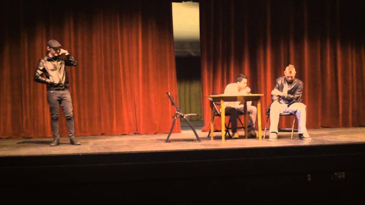 American Buffalo 1975 Scene From A Play