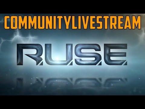 Communitylivestream vom 14.12 (R.U.S.E)