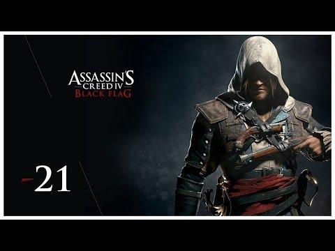 Assassin's Creed IV Black flag - séquence 07 mémoire 03 : Commodore en partance