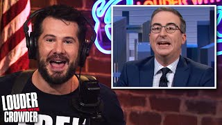 John Oliver Says Voter ID is RACIST?!  The TRUTH About Voting Rights | Louder with Crowder