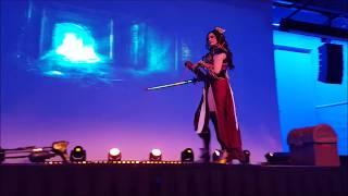 Diablo 3 Wizard cosplay performance thumbnail