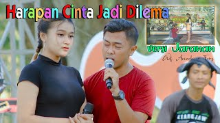 versi Jaranan - HARAPAN CINTA JADI DILEMA ~ Fery feat WF Azizah | Rakha Gedruk Samboyoan
