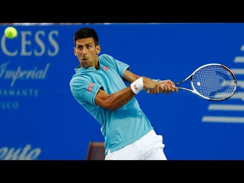 Watch Highlights: Djokovic And Nadal Win At Acapulco 2017 Tuesday