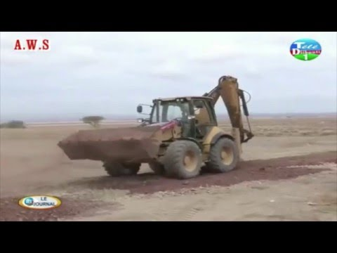 $400 million Solar Panel and wind farm project in Djibouti (IOG:2016)