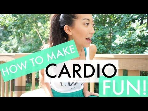 How to Make Cardio FUN!