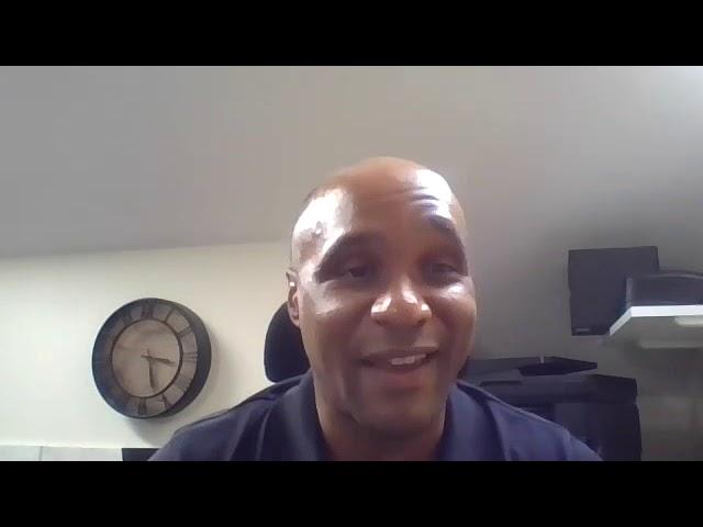 Media Briefing with Dr Travis Gayles September 4, 2020