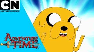 Adventure Time | Giant Jake the Dog | Cartoon Network