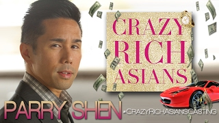 #CrazyRichAsianscasting - PARRY SHEN
