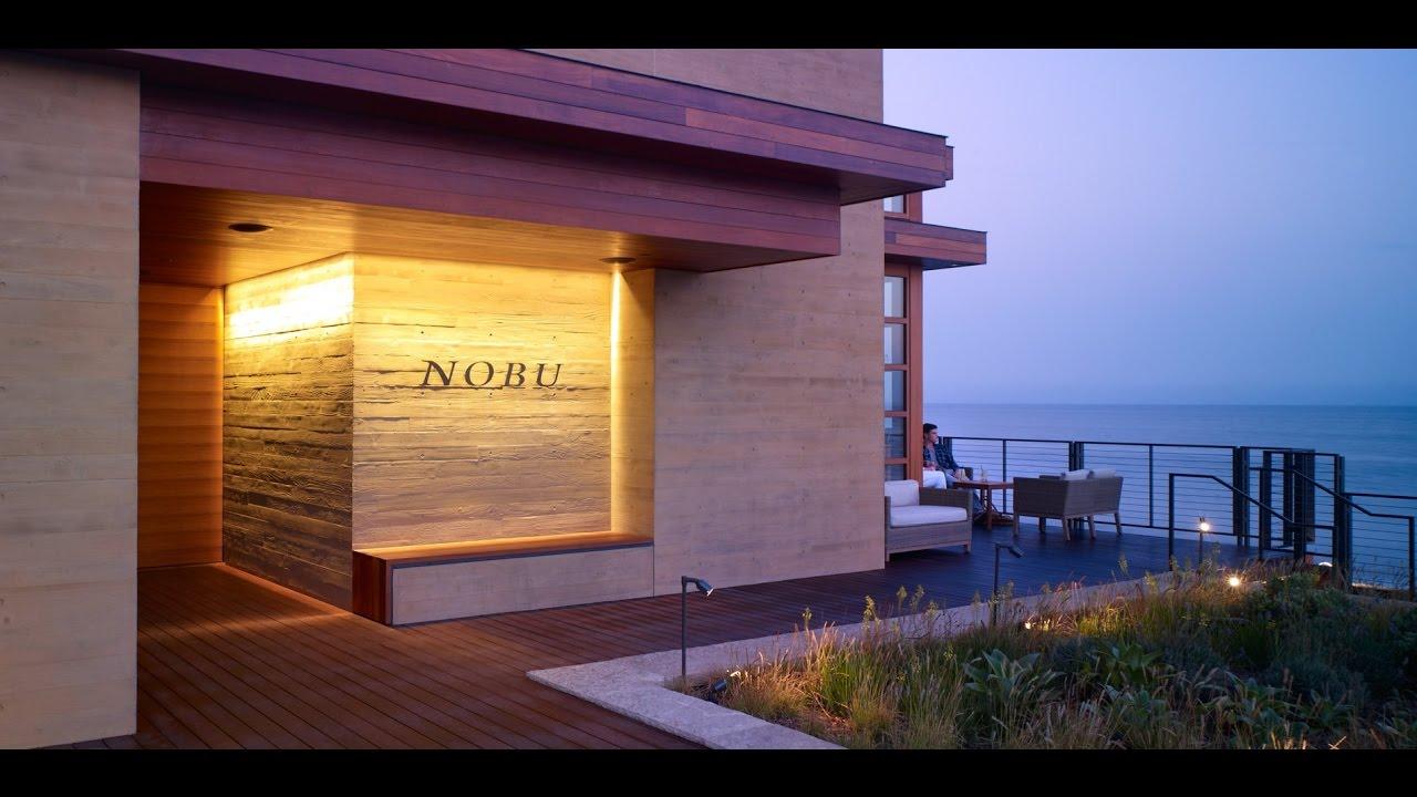Nobu Restaurant Malibu California Youtube