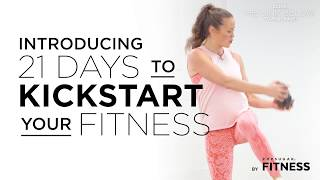 This 21-Day Workout Plan Is Designed For You to Get Fit and Build Strength!