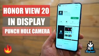 Honor View 20 Punch hole Camera And Future OF Smartphones