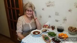 Торт Медовик и его рецепт Таня пекла торт Полиробсен ФОТКИ VLOG Брест