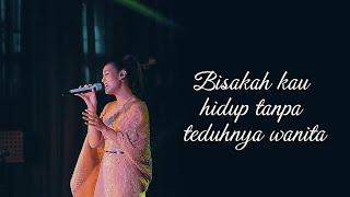 Raisa - Teduhnya Wanita (lyric video) - Ost Ayat Ayat Cinta 2