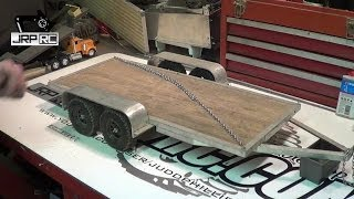 JRP RC - My Custom Car Trailer