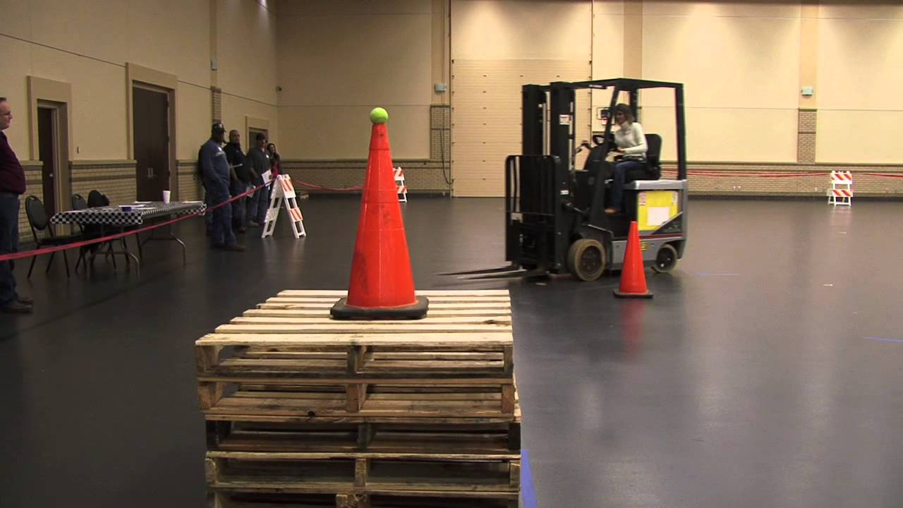 Forklift Rodeo Youtube