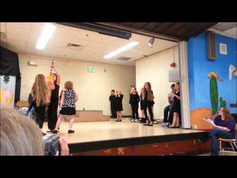 Masquers Theatre Drama Camp 2013