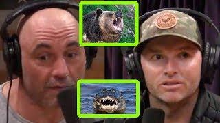 Scarier Animals: US or Australia? - Joe Rogan and Adam Greentree