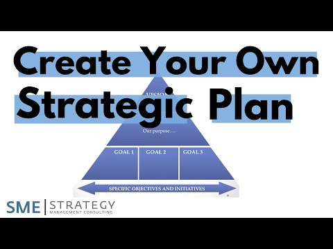 How to create your strategic plan for 2018 and beyond