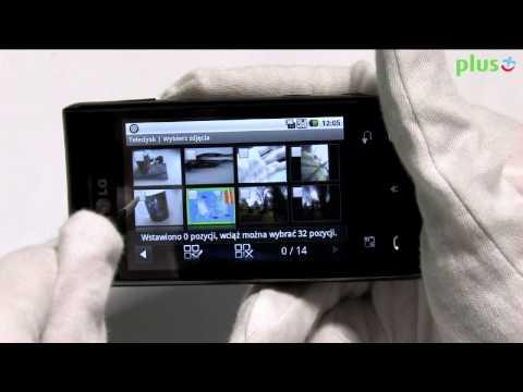 LG Swift GT540 - test telefonu recenzja