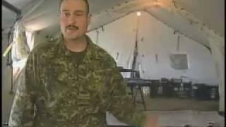 Military Training In Medicine Hat
