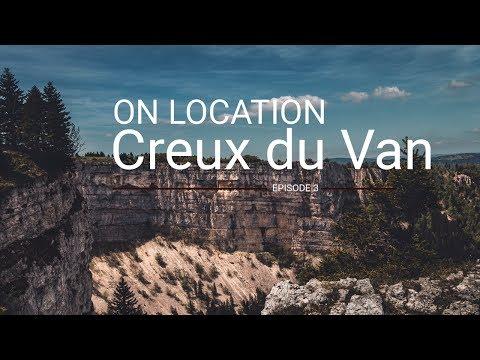 On Location #3 - Creux du Van - Neuchâtel - Switzerland