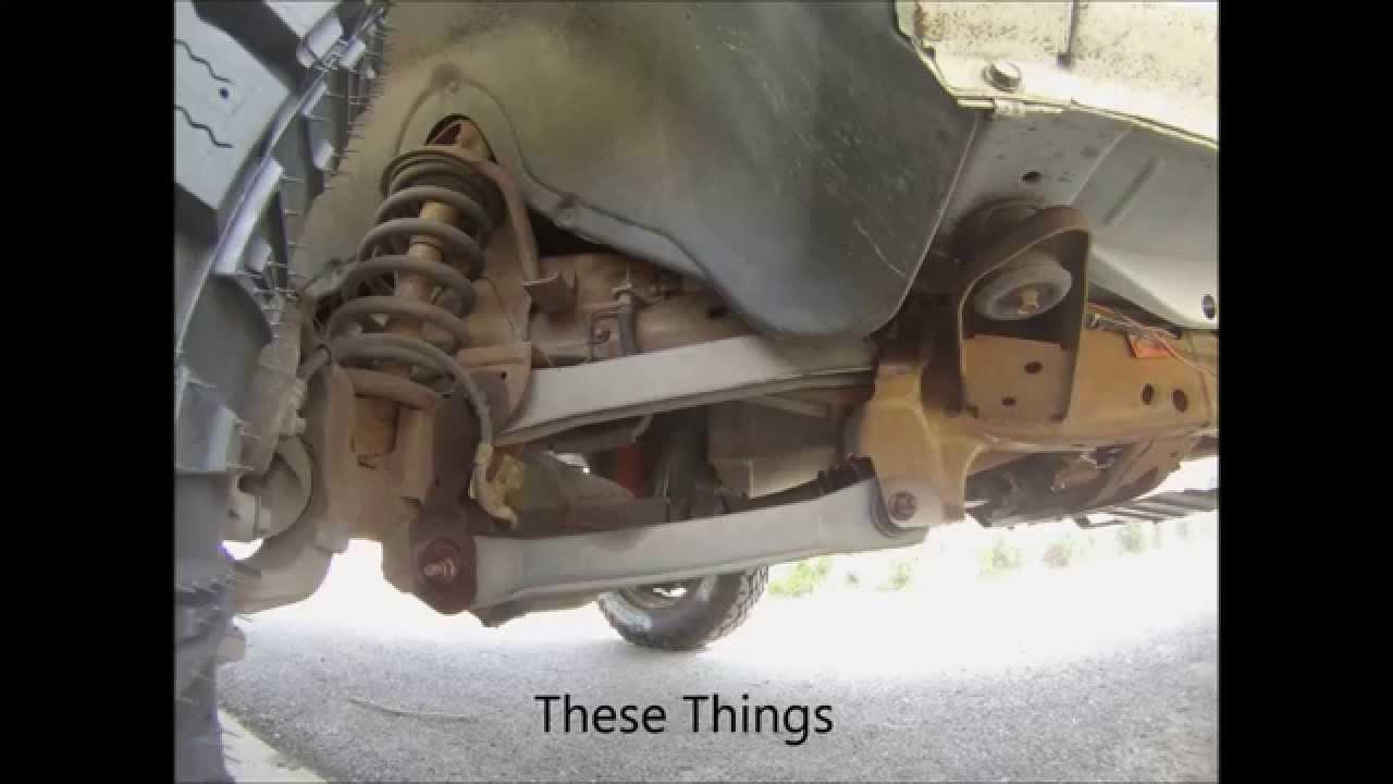 dodge ram 4x4 control arm bushing replacment youtube dodge ram 2500 front end parts diagram dodge [ 1280 x 720 Pixel ]
