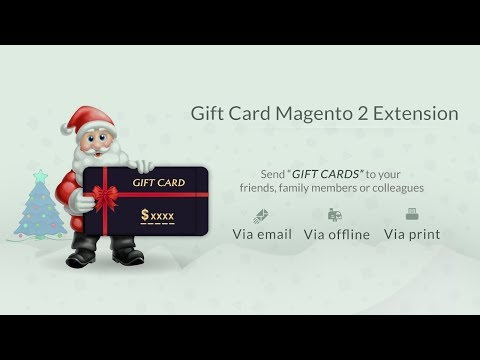 Magento 2 Gift Card Extension   Buy and Send Gift Cards or Voucher - SetuBridge thumbnail