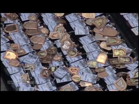 Масштабная задержание вооруженных бандитов ОПГ грабили банки и ювелирные магазины