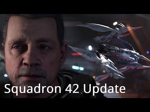 Star Citizen | Squadron 42 Episode 1 Update