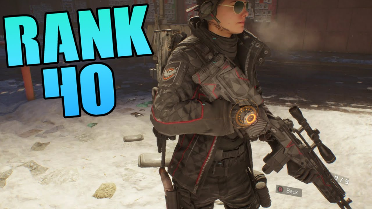 THE DIVISION - HOW TO UNLOCK SECRET CHARACTER GEAR & WEAPON SKIN ...